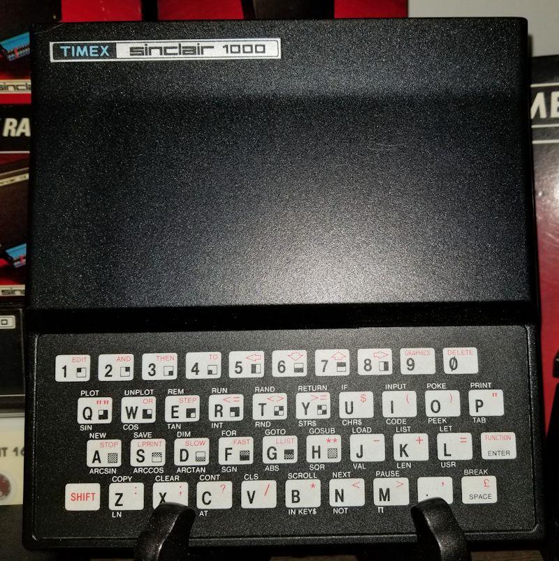 Timex Sinclair TS 1000